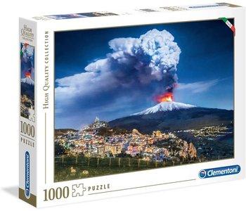 Clementoni Puzzle 1000pc ETNA - Volcano