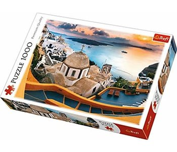 Trefl Puzzle 1000pc Greece