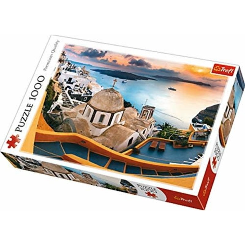 Trefl Trefl Puzzle 1000pc Greece
