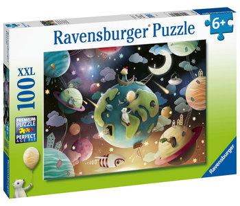 Ravensburger Puzzle 100pc Planet Playground