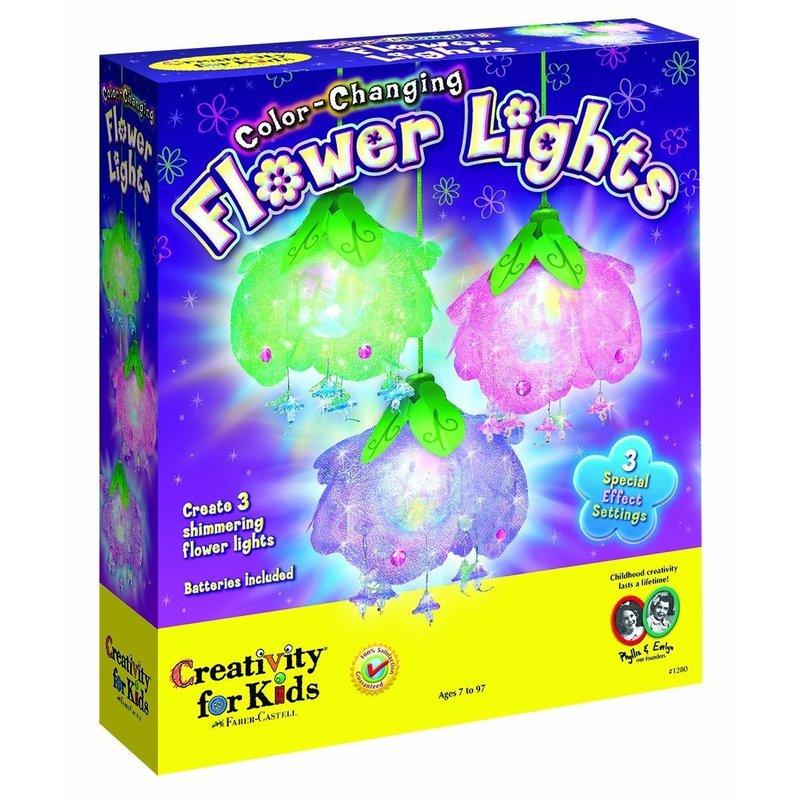 Creativity for Kids Creativity for Kids Color Changing Flower Light