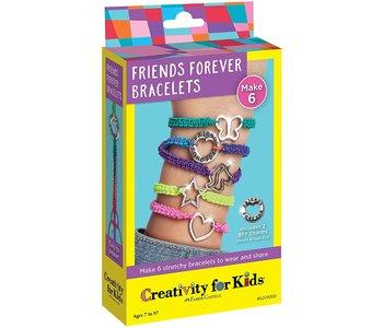 Creativity for Kids Mini Friends Forever Bracelets