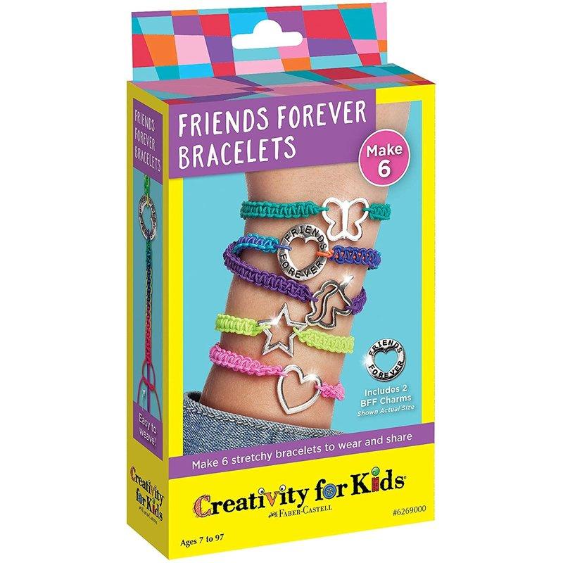 Creativity for Kids Creativity for Kids Mini Friends Forever Bracelets