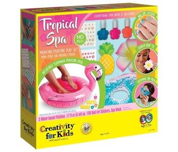 Creativity for Kids Tropical Spa