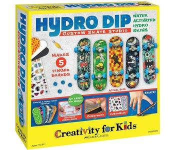 Creativity Craft Hydro Dip Custom Skate Studio