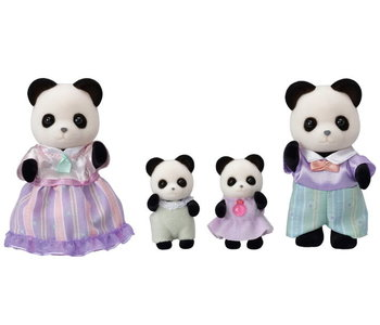Calico Critters Family Pookie Panda