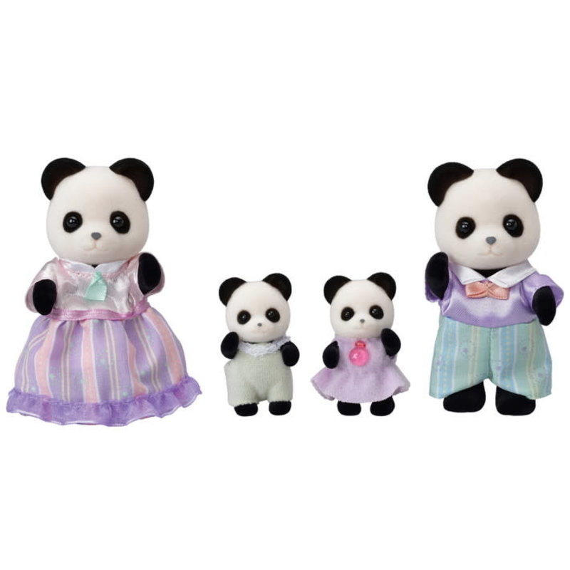 Calico Critters Calico Critters Family Pookie Panda