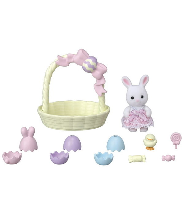 Calico Critters Hoppin Easter Set