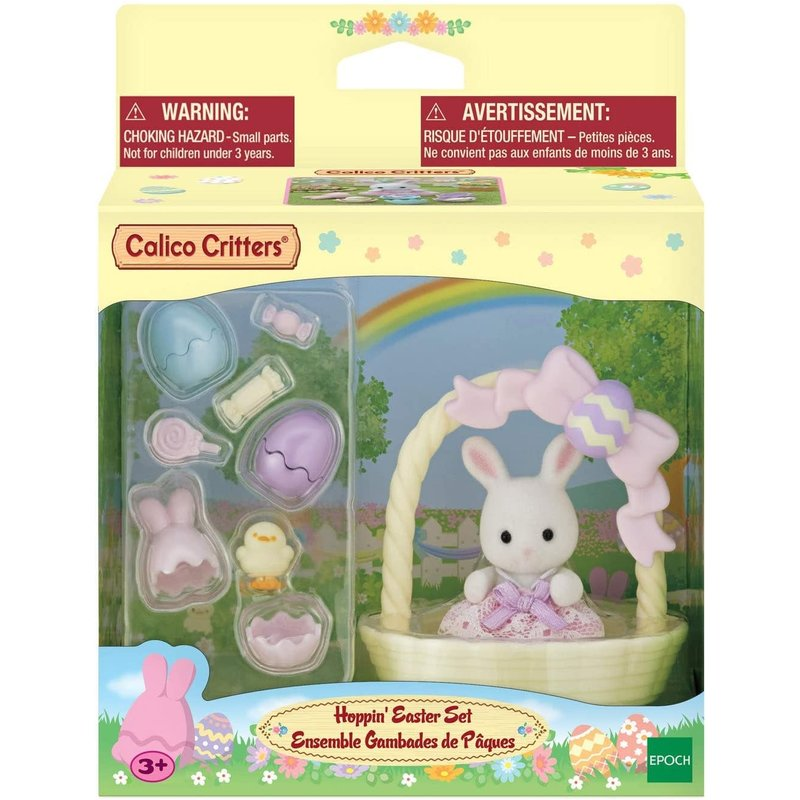Calico Critters Calico Critters Hoppin Easter Set