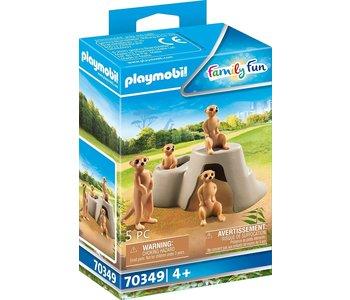 Playmobil Zoo Meercats