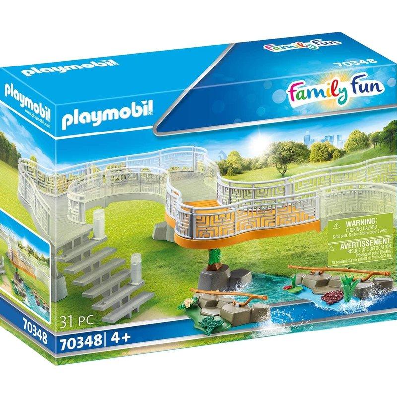 Playmobil Playmobil Zoo Viewing Platform Extension