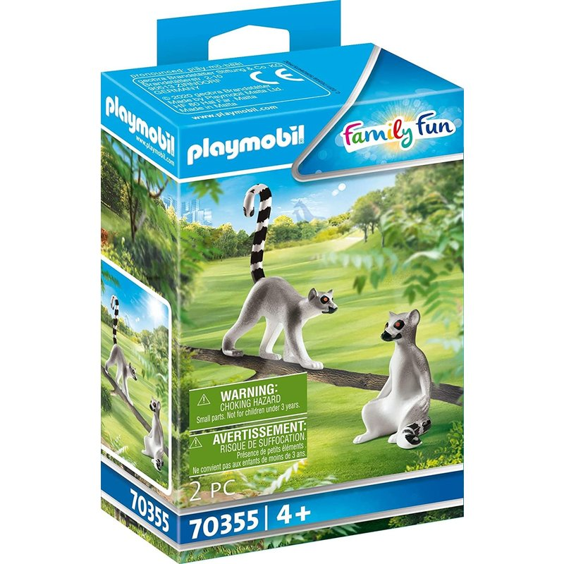 Playmobil Playmobil Zoo Lemurs