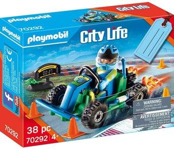 Playmobil Gift Set Go-Kart Racer