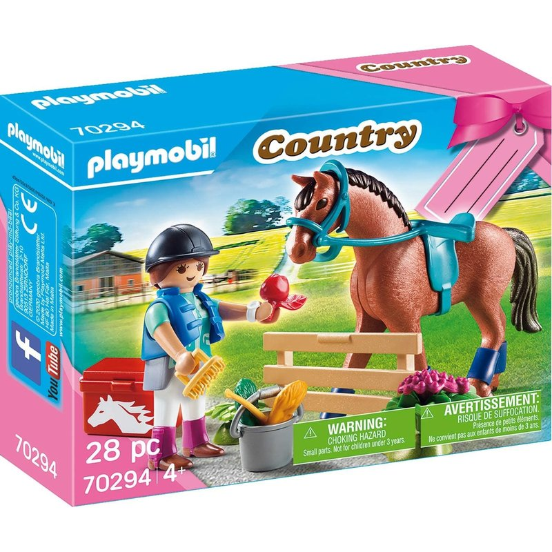 Playmobil Playmobil Gift Set Horse Farm