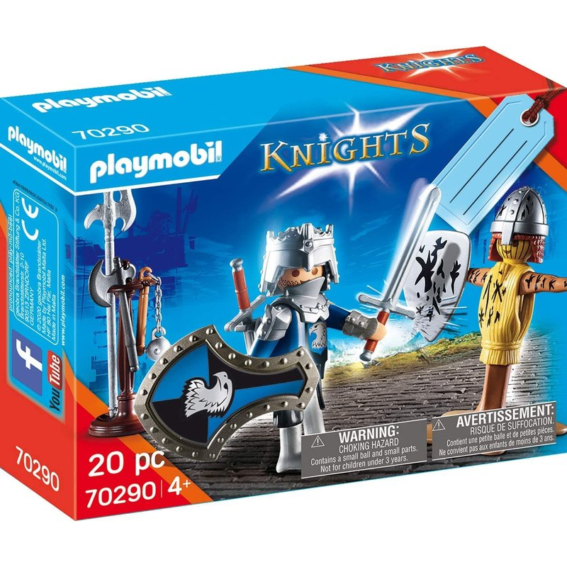Playmobil Playmobil Gift Set Knights