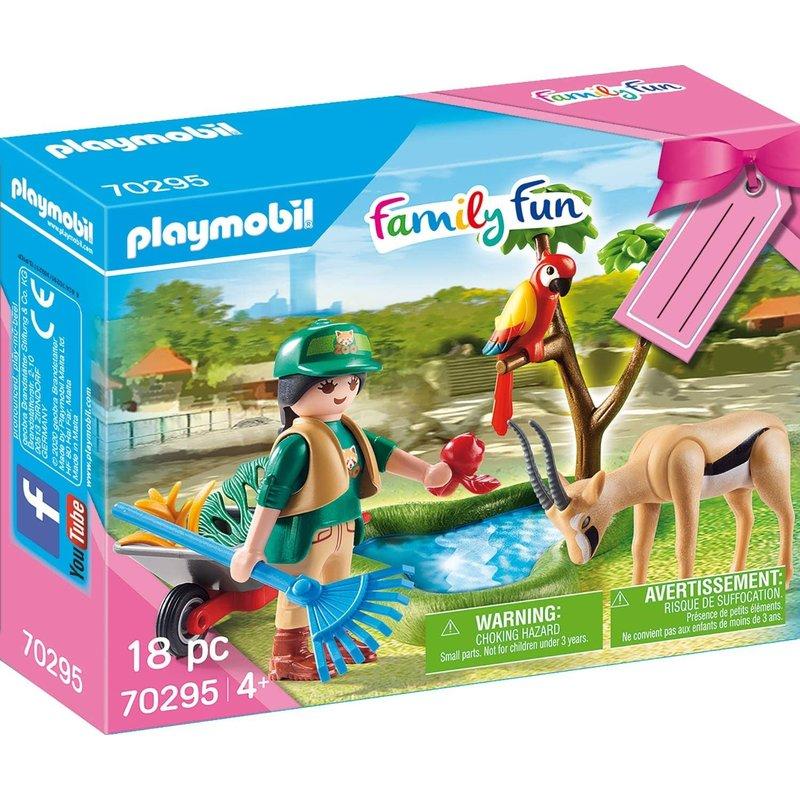 Playmobil Playmobil Gift Set Zoo