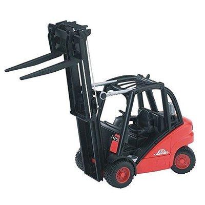 Bruder Bruder Linde Forklift With Pallets