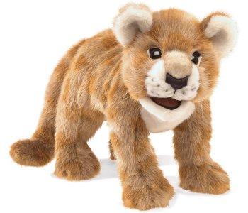 Folkmanis Puppet Lion Cub