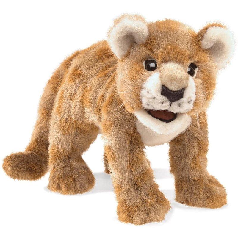 Folkmanis Folkmanis Puppet Lion Cub
