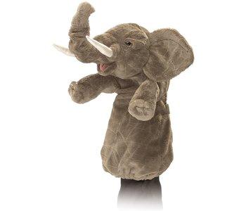Folkmanis Puppet Elephant