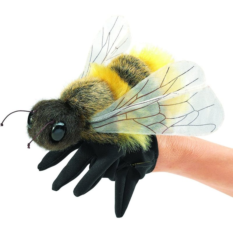 Folkmanis Folkmanis Puppet Honey Bee