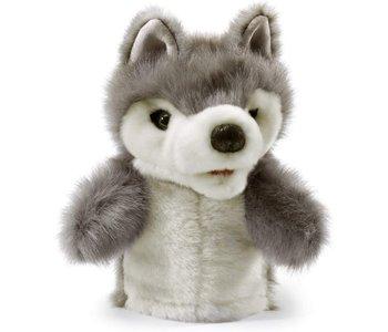 Folkmanis Puppet Little Wolf