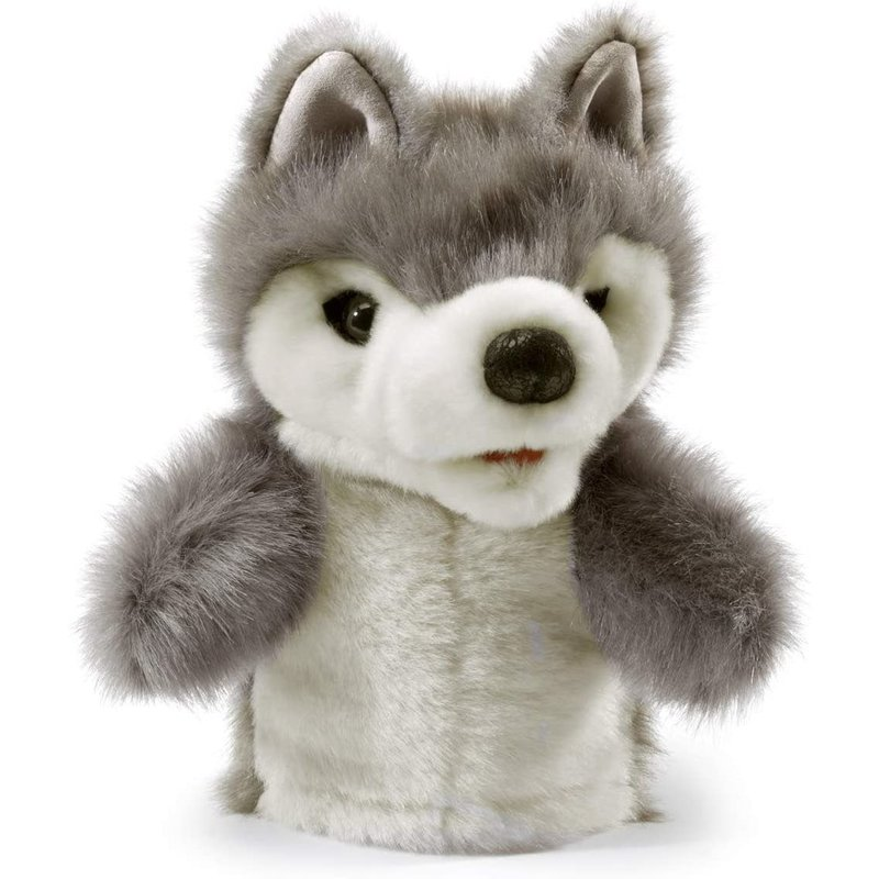 Folkmanis Folkmanis Puppet Little Wolf