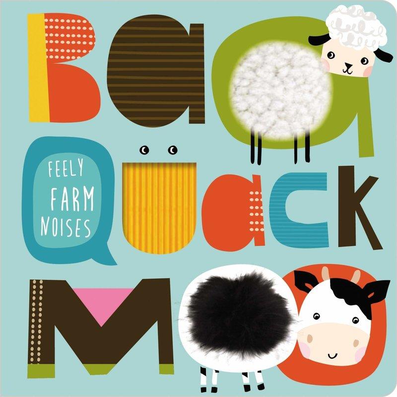 BAA Quack Moo Board Book