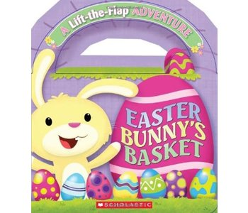 Easter Bunny's Basket Lift the Flap Board Book
