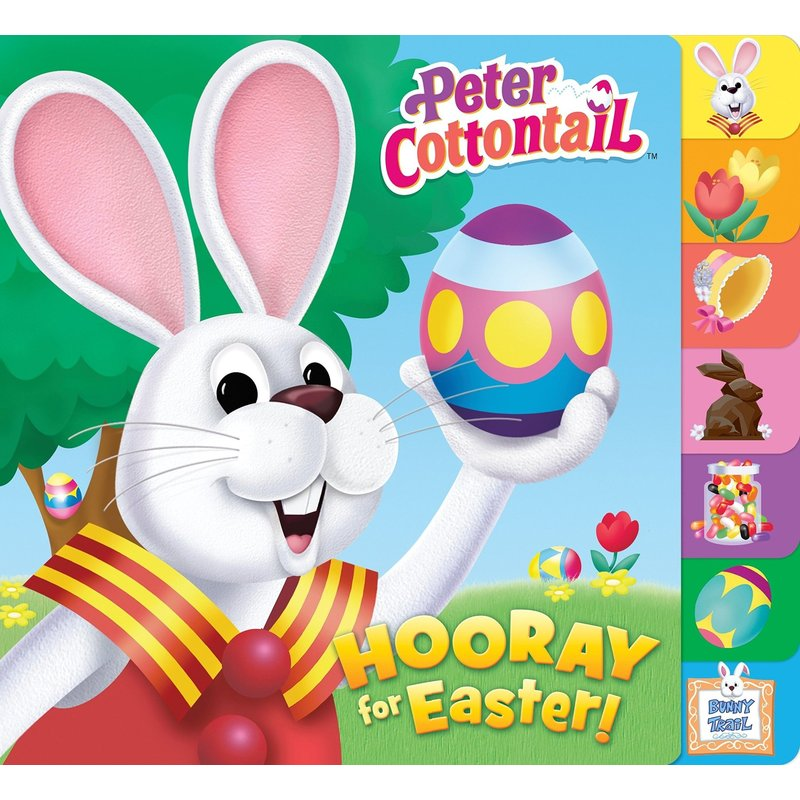 Peter Cottontail Hooray for Easter!