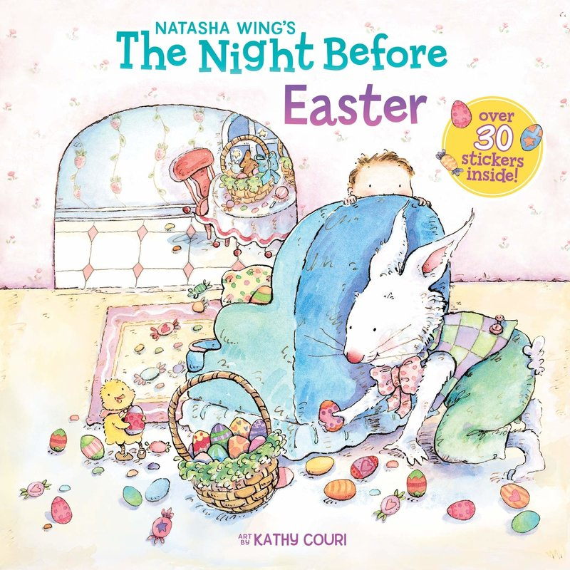 Random House The Night Before Easter Board Book