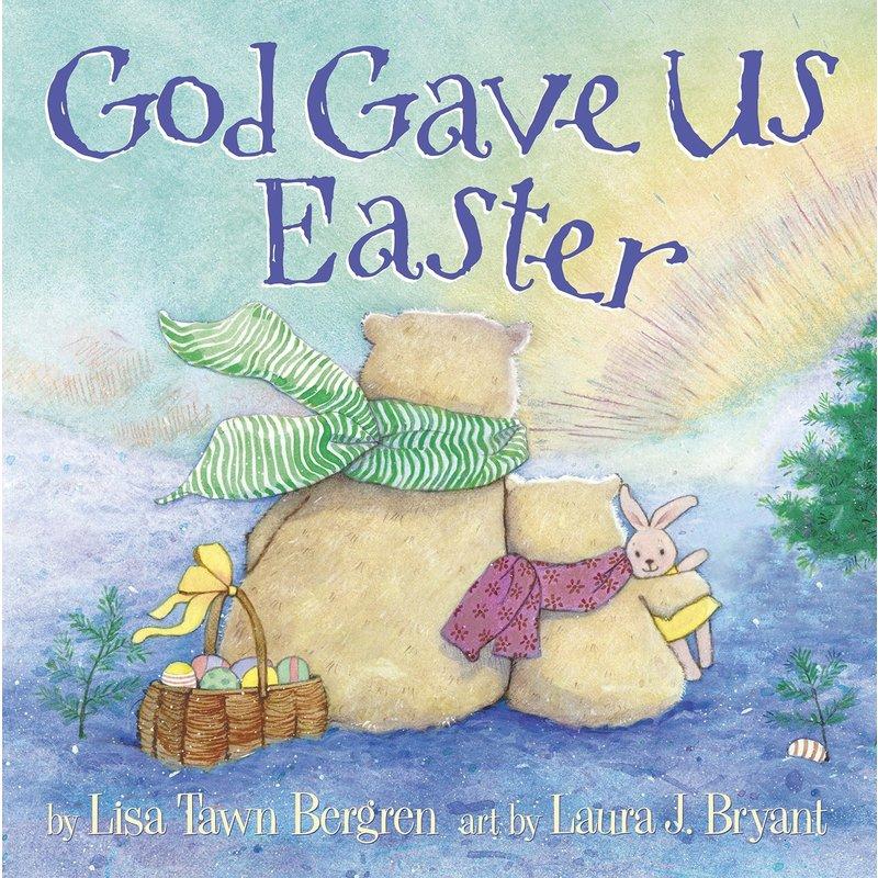 Crown Book God Gave us Easter