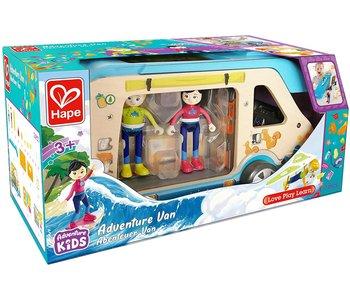 Hape Doll House Adventure Van