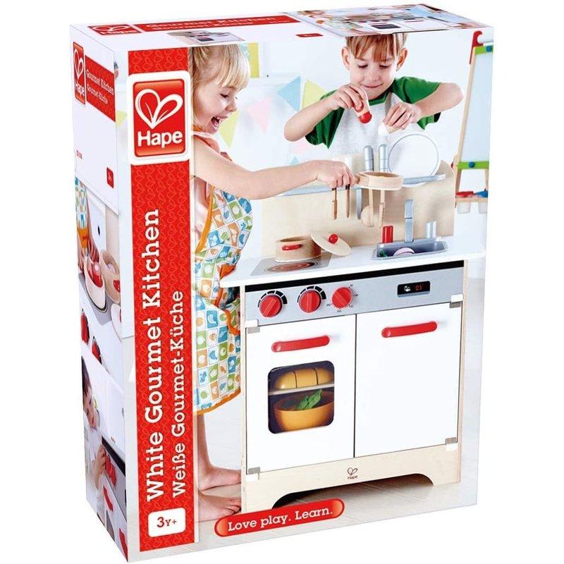 Hape Toys Hape Gourmet Kitchen White