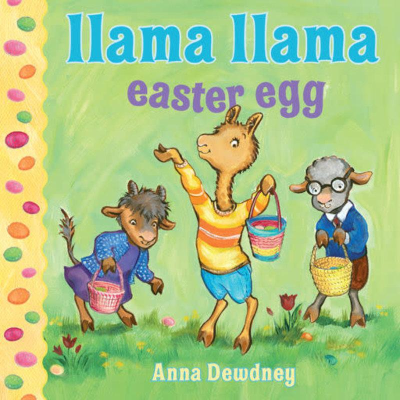 Random House Llama Llama Easter Egg Board Book