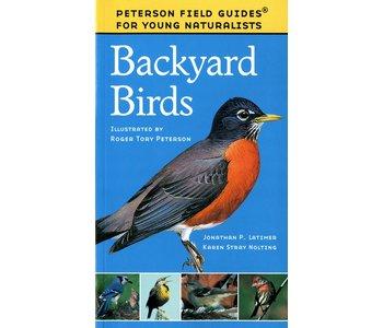 Peterson Field Guides Backyard Birds