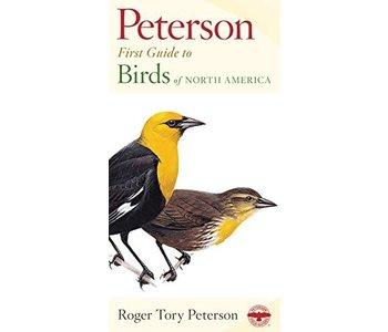 Peterson Book First Fieldguide to  Birds North America