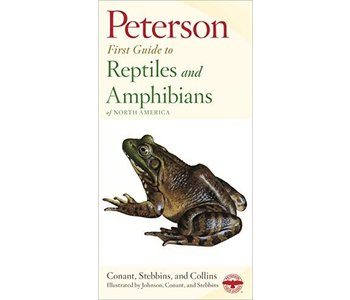 Peterson Field First Guide To Reptiles and Amphibians