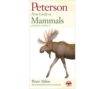 Peterson Field First Guide To Mammals