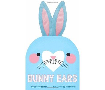 Bunny Ears Board Book