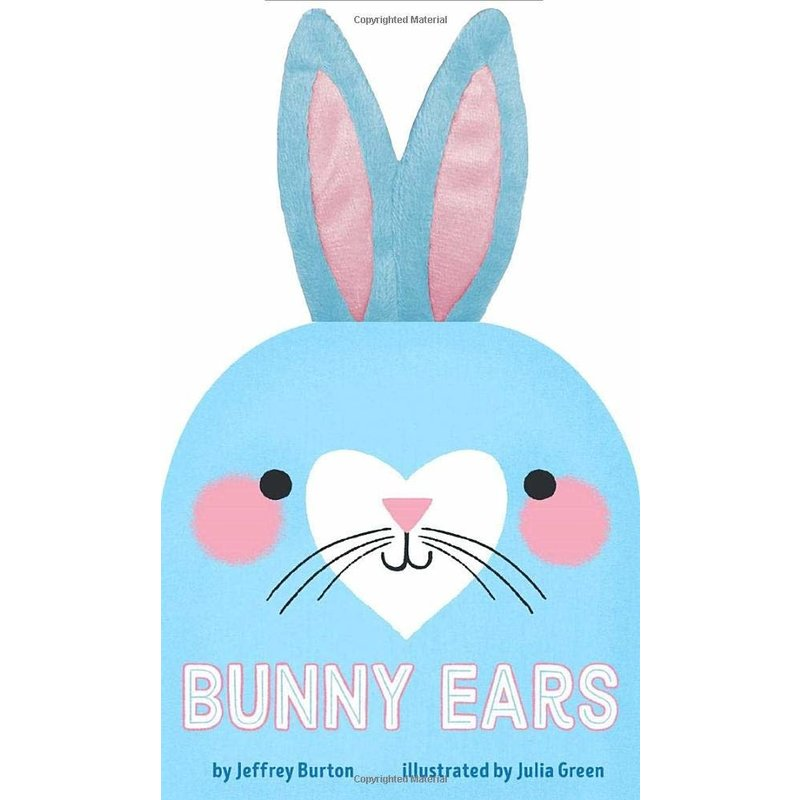 Simon and Schuster Bunny Ears Board Book