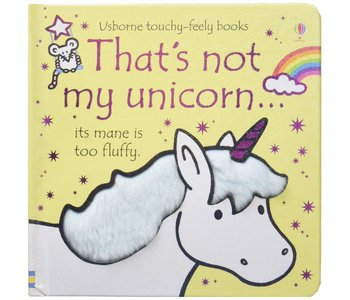 Touchy-Feely Board Book: That's Not My Unicorn