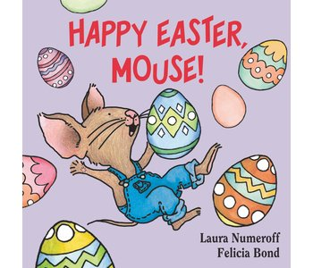 Happy Easter Mouse! Board Book