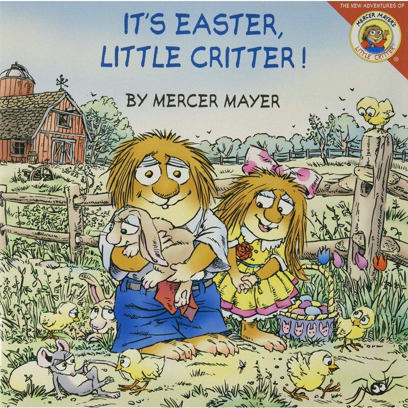 Harper Collins Little Critter Book: It's Easter Little Critter!