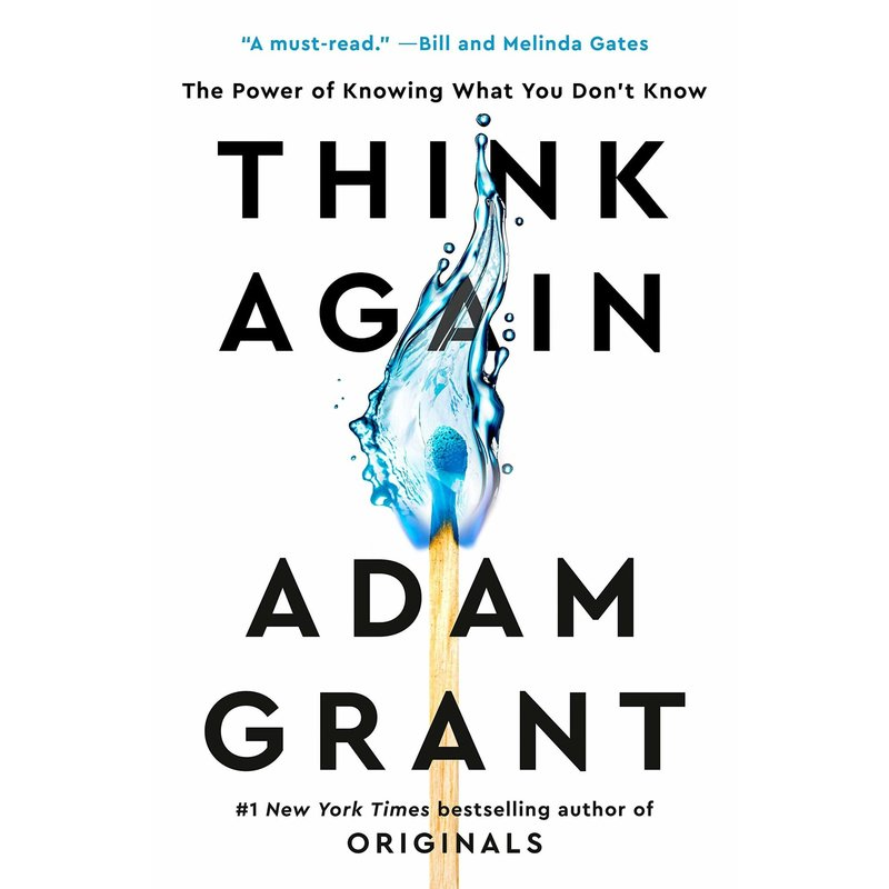 Random House Think Again: The Power Of Knowing What you Don't Know