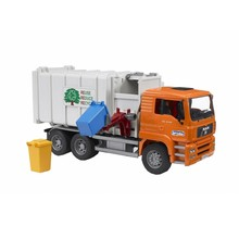 Bruder Bruder MAN Recycling Truck-disc