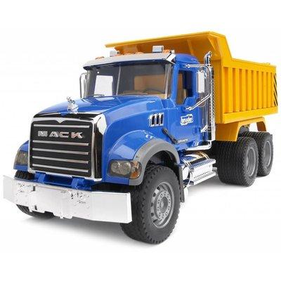Bruder Bruder Mack Dump Truck