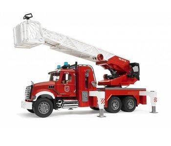 Bruder Mack Fire Truck