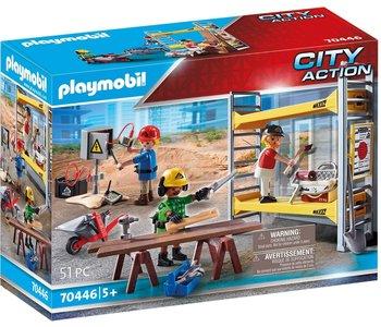Playmobil Construction Scaffold