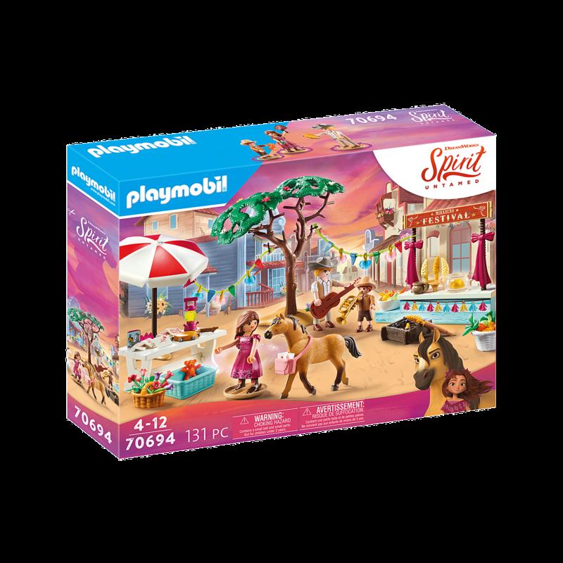 Playmobil Playmobil Spirit Miradero Festival